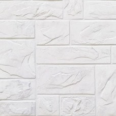 White Stone Panel PVC falpanel