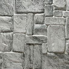 Grey Stone Panel PVC falpanel