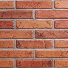 Natural Brick PVC falpanel